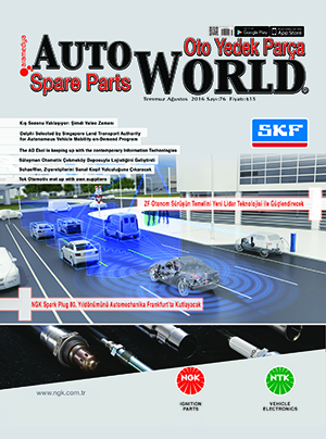 AutoWorld Mayıs - Haziran 2016