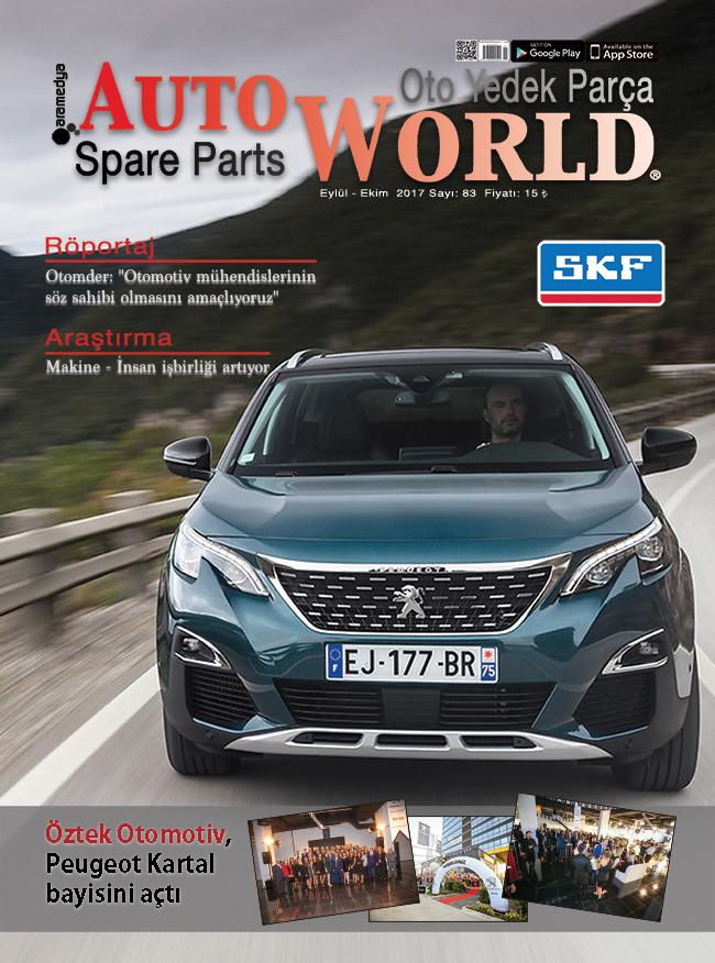 AutoWordDergisi Eylül - Ekim 2017 sayısı