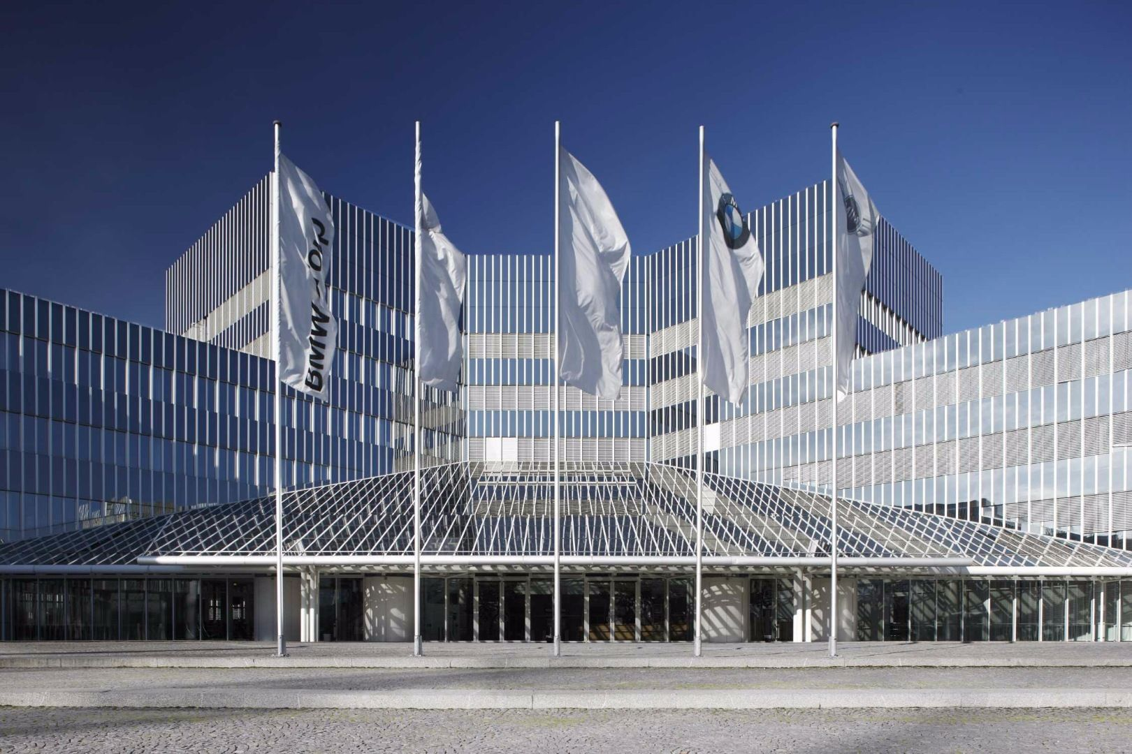 Bmw Group Lays The Foundation For Expansion Of Its Research And