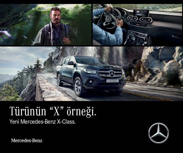 Mercedes Sağ Tepe