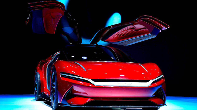 BYD debuts new electric offerings, concept car at 2019 Shanghai Auto