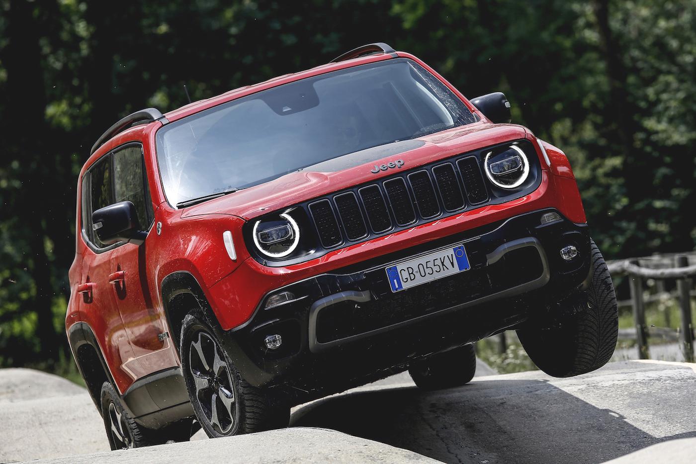 Jeep Renegade Alti Yil Ust Uste En Iyi Kompakt Suv Secildi Autoworlddergisi